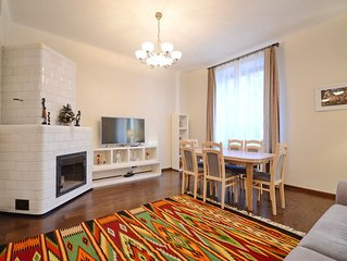 Greetings from Vilnius ! 'Teatro Apartamentai' is awaiting for you