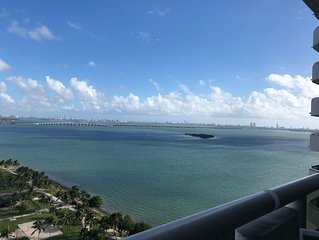 Miami Waterfront Property with a Great Location