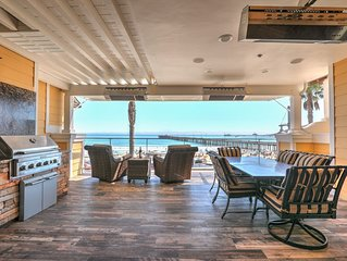 Luxurious condo BEACH FRONT in Avila Beach