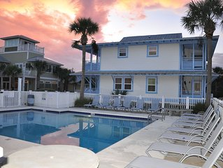 NEW LISTING DISCOUNTED RATES in Grayton Beach 2bdrm; 2.5 ba