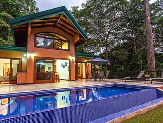 Brand New House in Private Hidden Natures Corner