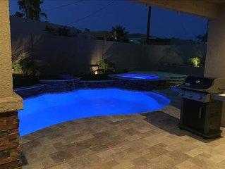 Enjoy Lake Havasu - Brand New Home- New Lakeside Listing- Heated Pool/Spa; TV &