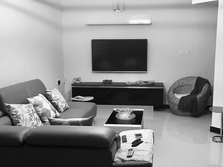 New, Fully Air conditioned condominium, 2 bed,2 bath similar to a hotel suite.