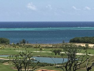 Luxury Villa 2 Bed 2.5 Bath With Amazing View To The Caribbean Sea