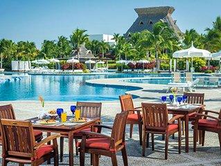 Vidanta Sea Garden 1 Bedroom Suite Sleeps 6 - Oceanfront Resort Acapulco