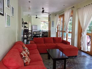San Pancho - Beautiful Beach - Affordable Rates - Árbol #4 (The Executive Suite)