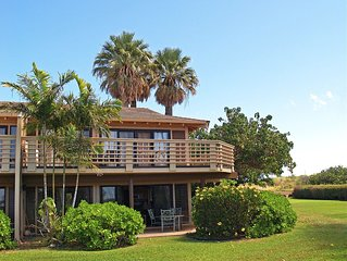 Renovated Private End Unit location with Ocean Views