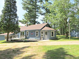 Newly remodeled vacation rental in Three Lakes!