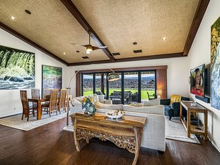 Ainamalu LUXURY PRIVATE HOME, VIEWS OF MAUNA KEA