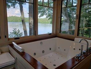 2 Cottage Compound Lake Vacation