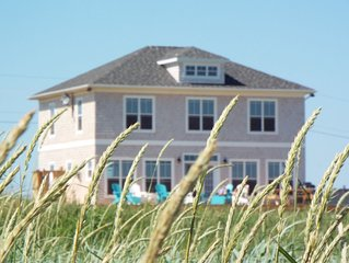 Ocean Front Beach House in Augustine Cove