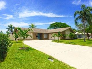 Palm Retreat! #1 Top Rated in Bradenton / Anna Maria Island