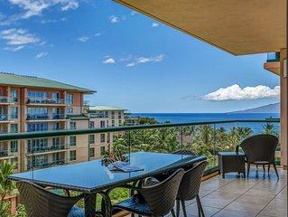 Maui Westside Properties: Honua kai- Konea 643 - 2 Bed Beautiful Ocean Views