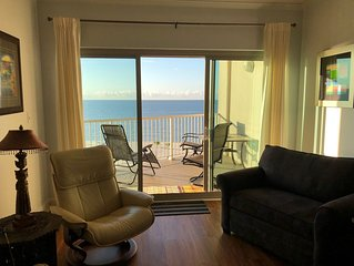 Seabreeze 604 | Located on the Beach | Beautiful view of the Gulf | Biloxi, MS