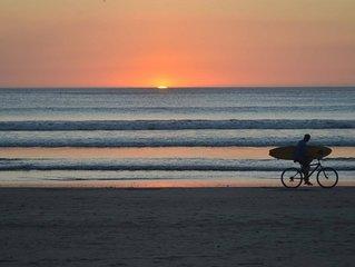 Casa Zen 4BR/3.5BA Pool Beachfront Community Playa Grande