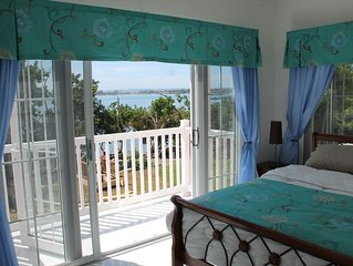 Ocean front 2 br Condo at Little Bay Country Club, Negril