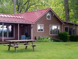 Vacation Rental Listing at Burtis Point on Owasco Lake!