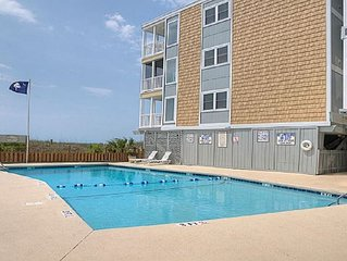 Direct Oceanfront 2/2 *POOL*Private Balcony. August 15% Discount Partial Weeks!