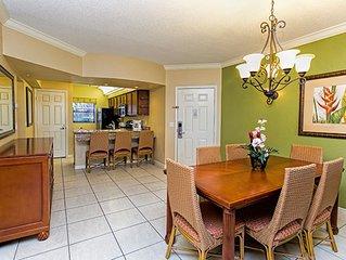 Westgate Lakes Resort and Spa Three-Bedroom Villas