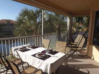Relax in Paradise! Seasonal Condo in Gated Resort Community