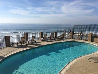 Ocean View, Beach Access, Pool & Jacuzzi on Bluffs