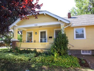 Remodeled 1920 Craftsman - Great Walking Neighborhood