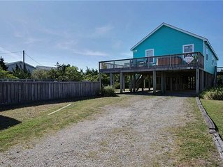 A Shore Breeze Oceanside in Rodanthe w/Pool&HotTub, PetFriendly