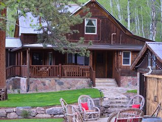 Stunning Ranch Property On Private 110 Acres Lodging and Retreat