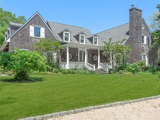 Beautiful Private Water Mill Home w/ pool