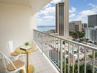 Excellent 1 Bedroom at Pacific Monarch #1806