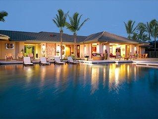 Best Ocean Views/Sunsets of Mauna Kea Resort at Waiulaula! Book early!