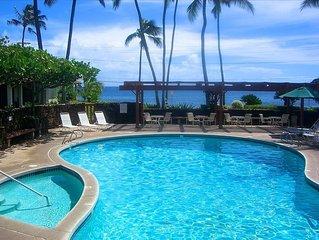 Luxury Beach Close 2BR/2BA Poipu Condo 506