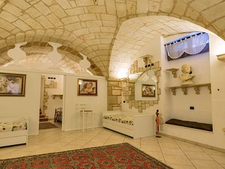 Rent Your Own Castle 2 Minutes From Otranto's Castle, Right On The Sea Walk