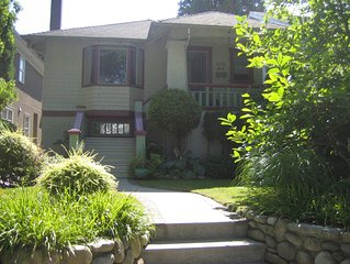 Charming & Cozy Character Home in Lovely Point Grey close to UBC