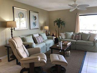 Luxury St. Augustine Beachfront 2/2 Condominium In Ocean Gallery resort 4 Rent.