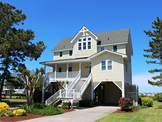 Hammock Village 52 - Stunning Sound-View Home in Pirate's Cove Resort
