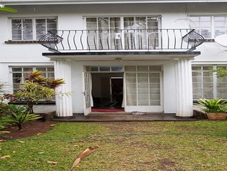 2-bed Gem in Central Harare Sleeps 5