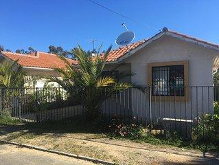 Cozy 2 bedroom home in Algarrobo