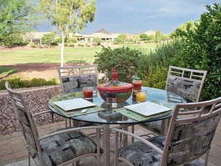 """Sun City Anthem 4/3 Golf Course Home includes self contained guest """"Casita"""""""
