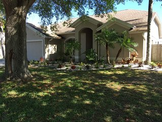 *3/2 PARADISE POOL RETREAT HOME* FLORIDA RELAXATION,CLOSE TO BEACH,IMG,