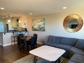 2 Bedroom Condo, OCEAN VIEW, Less than 4 miles to Pebble Beach and the US Open
