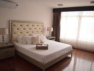 Beautiful, elegant and spacious 3BD apartment at Lomas de Urdesa