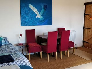 Large Bedroom for 1, 2 or 3 People with Panoramic View