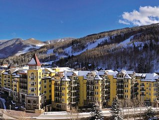 Luxurious Ritz Carlton Club, Vail Colorado 3 Bedroom  3 1/2 Bath