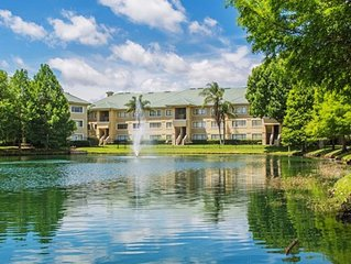 The Exquisitely Beautiful Silver Lake Resort Awaits You!