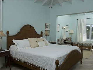 White Cottage -  Storm Survivor No Damage! Fabulous 4 BR Villa Ocean View