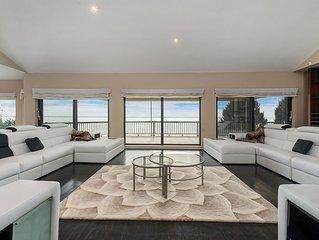 Full Villa-Premium St-Lawrence River View Tranquil Villa, SPA