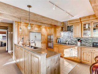 Community pool/hot tub and ski-in/ski-out access with mountain views