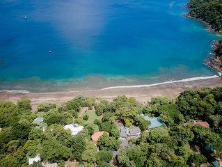 Beachfront House in Playas Del Coco, Guanacaste, Costa Rica