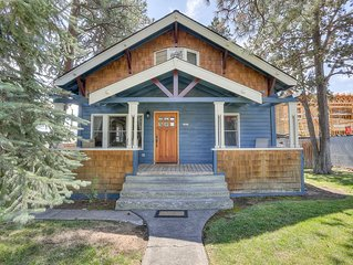 Albany - Charming cottage in the heart of Bend. Walk to Old Mill and Downtown.